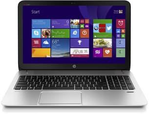 """HP ENVY 15-j159 15.6"""" Full HD/Core i5-4200M/8 GB/750 GB/GeForce GT 740M 2 GB/Windows 8.1 64-bit kannettava tietokone, hopea/musta., kuva 2"""