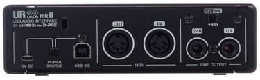 Steinberg UR22mkII -äänikortti USB-väylään, kuva 8