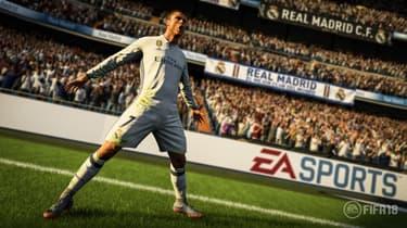 FIFA 18 -peli, PS4, kuva 2