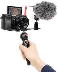 Sony A6400 -mikrojärjestelmäkamera + 16-50 mm objektiivi + vloggaajan kit, kuva 2
