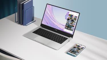 Huawei MateBook D 14  -kannettava, Win 10, kuva 13