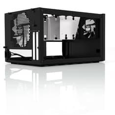 Fractal Design NODE 304 - Mini ITX -kotelo ilman virtalähdettä, väri musta, kuva 4