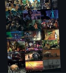 Suuret seikkailupelit - Tietokonepelien klassikot -kirja, kuva 2