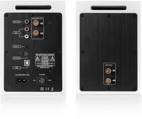 ProCaster HA-01 -Bluetooth aktiivikaiutinpari, valkoinen, kuva 2