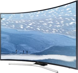 "Samsung UE49KU6172 49"" Ultra HD 4K Curved LED -televisio, kuva 2"