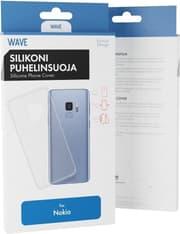 Wave silikonisuojus, Nokia 8.3 5G, läpinäkyvä