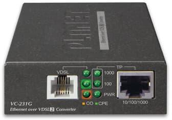 PLANET VC-231G, Ethernet - VDSL2 -mediamuunnin, kuva 3