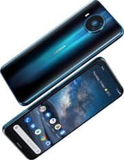 Nokia 8.3 5G -Android-puhelin Dual-SIM, 64 Gt, sininen, kuva 2