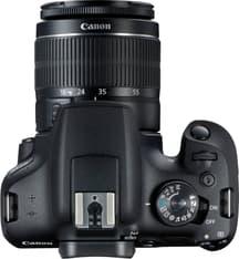 Canon EOS 2000D -järjestelmäkamera + 18-55 mm IS II, kuva 3