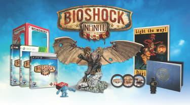 Bioshock - Infinite - Ultimate Songbird Edition Xbox 360-peli
