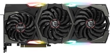 MSI GeForce RTX 2080 Ti GAMING X TRIO 11264 Mt -näytönohjain PCI-e-väylään, kuva 2
