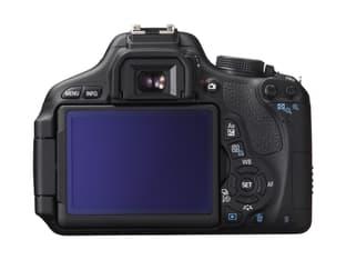 Canon EOS 600D KIT digijärjestelmäkamera + 18-55 IS II objektiivi, kuva 3