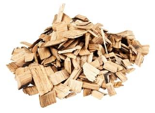 Jack Daniel's Wood Smoking Chips - viskitynnyreistä valmistettuja savustuslastuja, kilon säkki