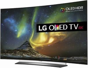 "LG OLED65C6V 65"" Smart Curved 4K Ultra HD 3D OLED -televisio, kuva 2"