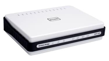 D-Link DAP-1522 Wireless N Dualband -WLAN-reititin