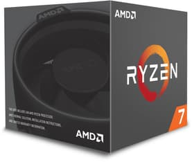 AMD Ryzen 7 1700 -prosessori AM4 -kantaan, boxed
