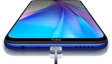 Xiaomi Redmi Note 8T -Android-puhelin Dual-SIM, 64 Gt, sininen, kuva 11