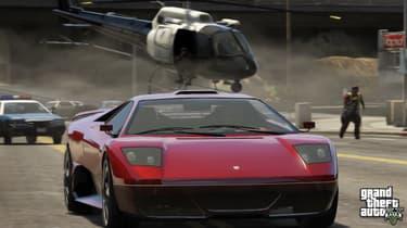 Grand Theft Auto V -peli, PS3, kuva 2