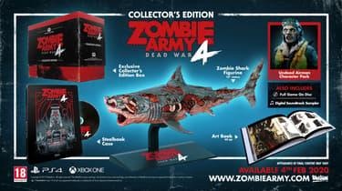 Zombie Army 4: Dead War - Collector's Edition -peli, PS4