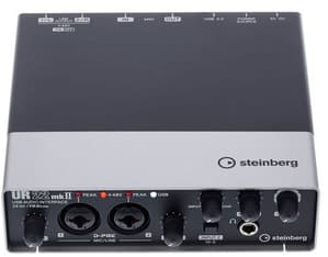 Steinberg UR22mkII -äänikortti USB-väylään, kuva 2