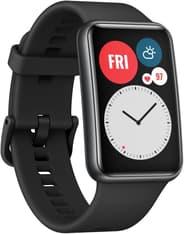 Huawei Watch Fit -aktiivisuusranneke, musta, kuva 4