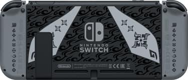 Nintendo Switch Monster Hunter Rise Edition -pelikonsoli, erikoisväritys, kuva 5
