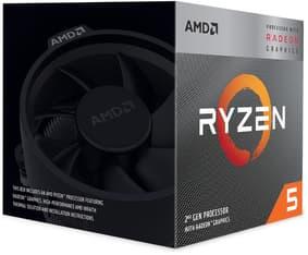 AMD Ryzen 5 3400G -prosessori AM4 -kantaan, kuva 2