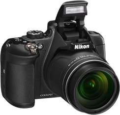 Nikon COOLPIX P610, musta, kuva 5