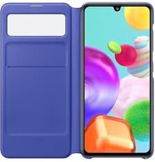 Samsung A41 S View Wallet Cover -suojakotelo, musta, kuva 3