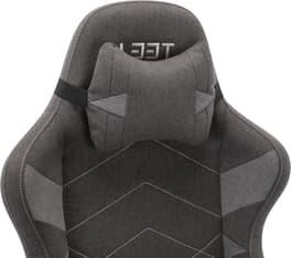 L33T Gaming Elite V4 -pelituoli, tummanharmaa, kuva 11