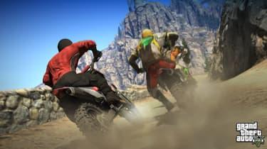 Grand Theft Auto V -peli, PS3, kuva 6