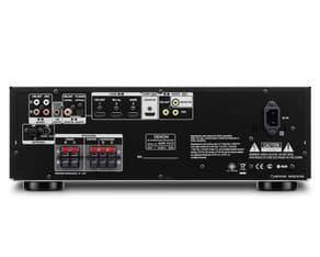 Denon AVR-1513, 5.1-kanavainen AV-vahvistin, väri musta, kuva 2