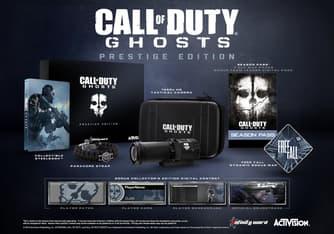 Call of Duty - Ghosts - Prestige Edition Xbox 360 -peli, kuva 3