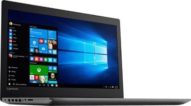 """Lenovo IdeaPad 320 15,6"""" kannettava, Win 10 64-bit, musta, kuva 6"""