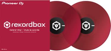 Pioneer DJ RB-VD1-CR -aikakoodivinyylipari, punainen