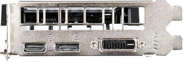 MSI GeForce GTX 1650 D6 VENTUS XS OCV2 -näytönohjain PCI-e-väylään, kuva 5