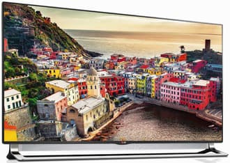 "LG 65LA970V 65"" 4K Ultra HD 3D Nano LED televisio, 1000 Hz, WiFi, Miracast, NFC, MHL"
