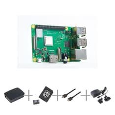 Raspberry Pi 3 model B+ - aloituspakkaus