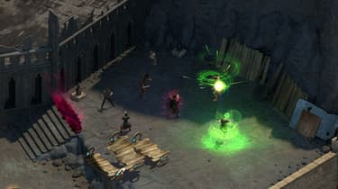 Torment Tides of Numenera - Day One Edition -peli, PS4, kuva 4