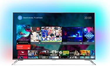 "Philips 65PUS7101 65"" Smart Android 4K Ultra HD LED -televisio + 6 kk Viaplay, kuva 11"