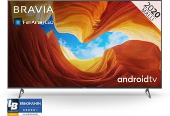 "Sony KE-55XH9005 55"" Android 4K Ultra HD LED-televisio"