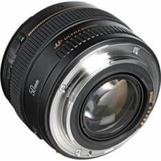 Canon EF 50mm f/1.4 USM -normaaliobjektiivi, kuva 2