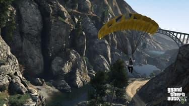 Grand Theft Auto V -peli, PS3, kuva 7