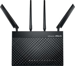 ASUS 4G-AC68U Dual-band -LTE-modeemi ja Wi-Fi-tukiasema, kuva 2