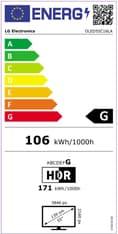 "LG OLED C1 55"" 4K Ultra HD OLED -televisio, kuva 12"