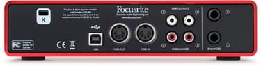 Focusrite Scarlett 2i4 2nd Gen -äänikortti USB-väylään, kuva 4