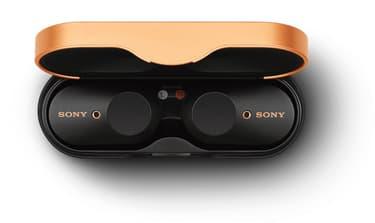 Sony WF-1000XM3 -Bluetooth-vastamelukuulokkeet, musta, kuva 6