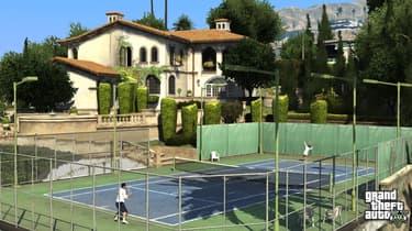 Grand Theft Auto V -peli, PS3, kuva 4