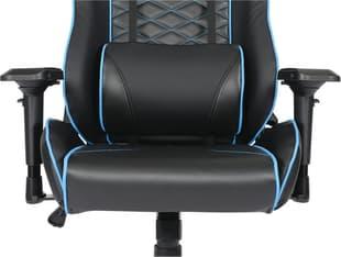 L33T Gaming E-Sport -pelituoli, sininen, kuva 5
