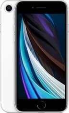 Apple iPhone SE 128 Gt -puhelin, valkoinen